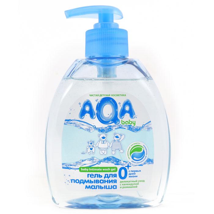 Гель для подмывания малыша Mann & Schroeder AQA baby, 300 мл009341Чувствительная кожа на самых деликатных местах требует особого ухода, поэтому и детям, и взрослым рекомендуется применять специальные сверхмягкие средства. Детский гель для подмывания Mann & Schroeder AQA baby предназначен для ежедневного применения. Гель для подмывания содержит целебные экстракты ромашки и календулы. Обладает местным противовоспалительным действием и оказывает успокаивающий эффект. Не содержит красителей, не нарушает pH кожи. Формула геля не вызывает сухости и раздражения слизистой. Характеристики:Рекомендуемый возраст: от 0 месяцев. Объем: 300 мл. Изготовитель: Россия.