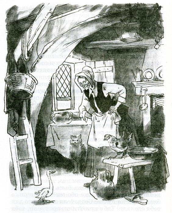 Картинки андерсен чайников