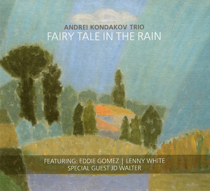 Андрей Кондаков Andrei Kondakov Trio. Fairy Tale In The Rain brand new s262dc b20 6pcs set with free dhl ems