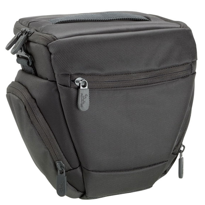 RIVACASE 7211 (NL) SLR Case, Grey сумка для фотокамеры