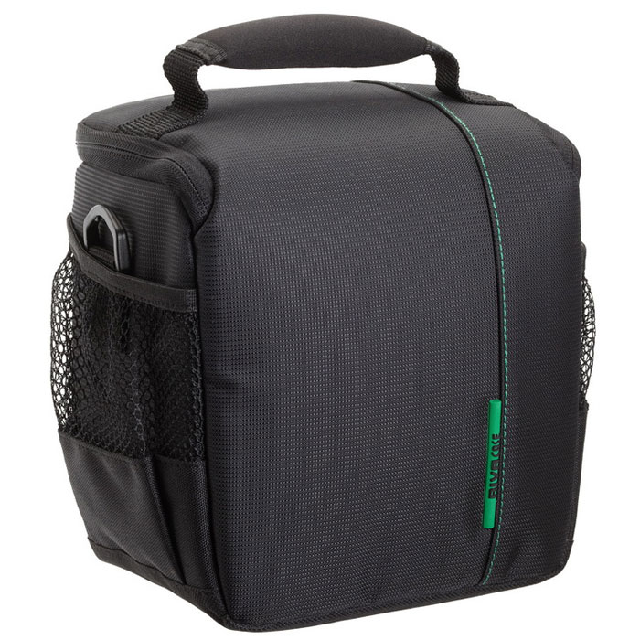 RIVACASE 7420 SLR Case, Black чехол для фотокамеры сумка для фотокамеры deuter 39322 39332 39342 camera case