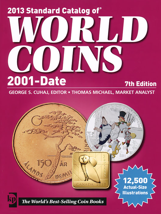 2013 Standard Catalog of World Coins, 2001-Date
