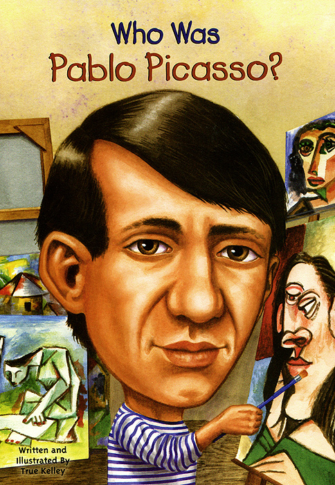 Who was Pablo Picasso? new ways of seeing and storytelling