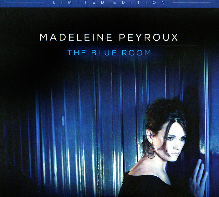 Мадлен Пиру Madeleine Peyroux. The Blue Room. Limited Edition (CD + DVD) public house stool bar coffee ktv room chair free shipping black blue white color seat