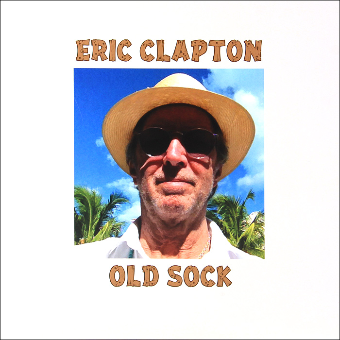Эрик Клэптон Eric Clapton. Old Sock (2 LP)