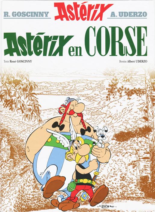 Asterix en Corse terre des hommes