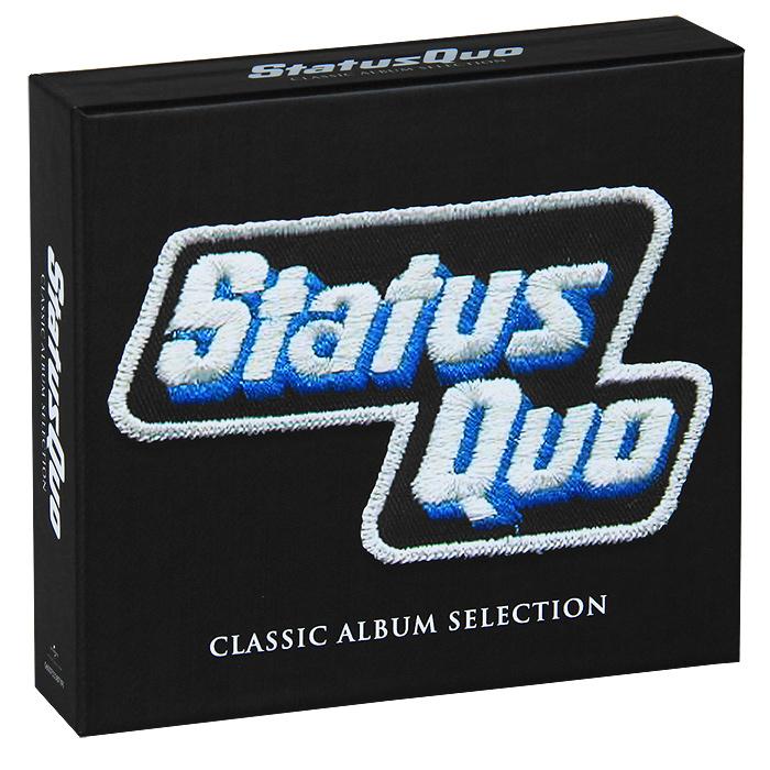 Status Quo Status Quo. Classic Album Selection (5 CD) status quo status quo piledriver deluxe edition 2 cd
