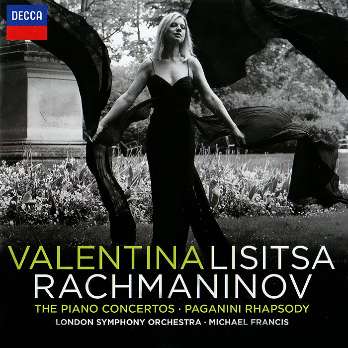 Valentina Lisitsa. Rachmaninov. The Piano Concertos (2 CD)