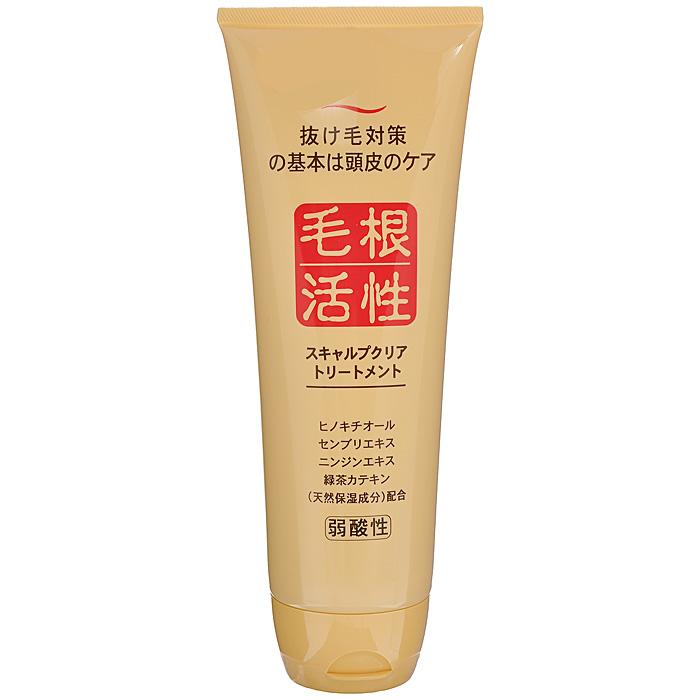 Junlove Маска для укрепления и роста волос, 250 г101254Маска Junlove прекрасно увлажняет, улучшает кровообращение в клетках кожи головы, активизируя тем самым рост волос и препятствуя их выпадению. Натуральные растительные экстракты, входящие в состав маски, активизируют обменные процессы в луковице волоса, что способствует быстрому проникновению питательных веществ. Смягчает кожу головы.Хинокитиол (компонент эфирного масла кипарисовика японского), экстракт сверции японской, экстракт женьшеня активизируют рост волос за счет улучшения кровообращения в клетках кожи головы. Экстракты ромашки и алоэ, оливковое масло, сквалан увлажняют и питают, поддерживая силу и красоту волос.Катехины зеленого чая препятствуют процессам окисления, предотвращают появление неприятного запаха, сохраняя ощущение свежести и чистоты волос и кожи головы. Способ применения: нанесите необходимое количество средства на волосы, распределите легкими массирующими движениями, смойте. Характеристики:Вес: 250 мл. Артикул: 101254. Производитель: Япония. Товар сертифицирован.