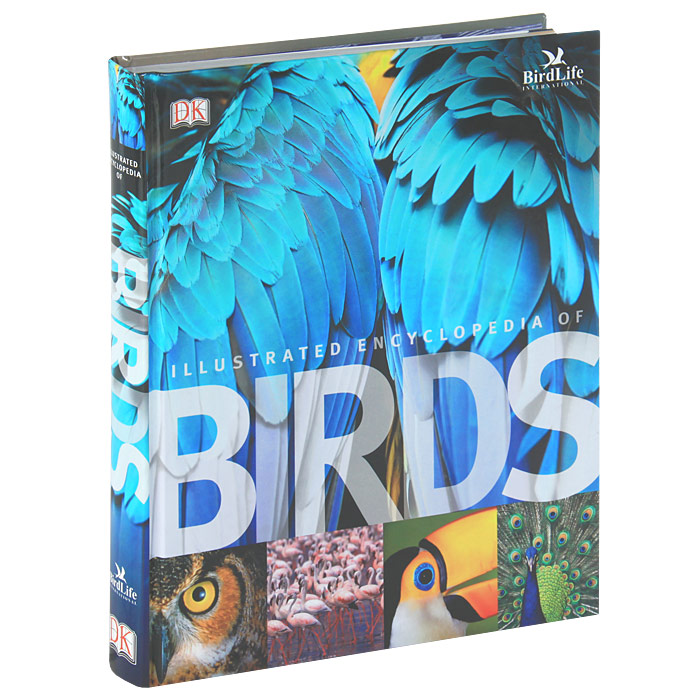 The Illustrated Encyclopedia of Birds the american spectrum encyclopedia the new illustrated home reference guide