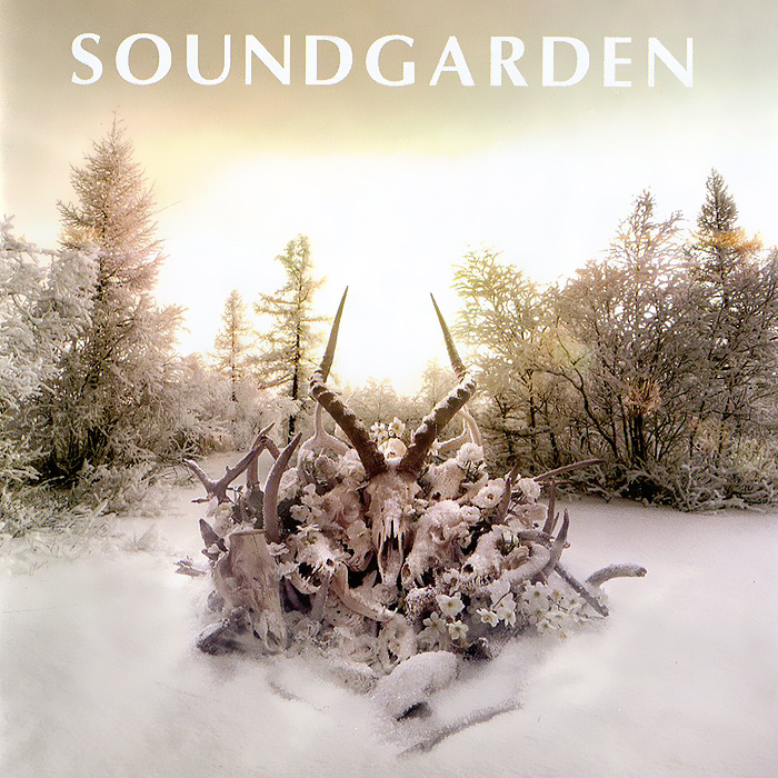 Soundgarden. King Animal