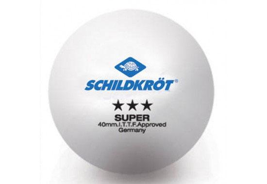 Мячи для настольного тенниса Donic, цвет: белый, 3 шт - Настольный теннис