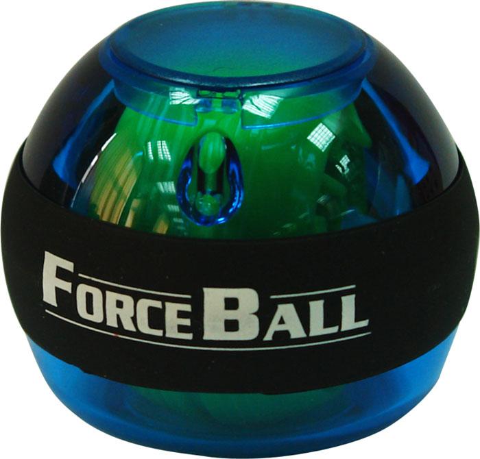 Кистевой тренажер Forceball, цвет: синий