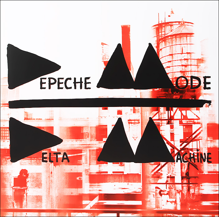 Depeche Mode. Delta Machine (2 LP)