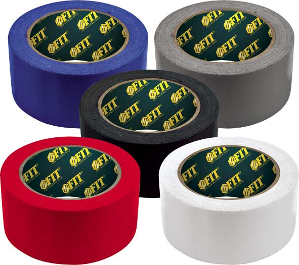 Лента армированная Fit, универсальная, цвет: серый, 48 мм х 50 м11750Лента армированная Fit используется для уплотнения вентиляционных труб, ремонта различных поверхностей, резиновых шлангов, укрывных пленок, соединения элементов упаковки, несущих повышенные нагрузки. Обладает высокой прочностью на разрыв и низким коэффициентом удлинения. Характеристики: Размеры: 4,8 см х 5000 см. Размеры упаковки: 13 см х 5,6 см х 13 см.