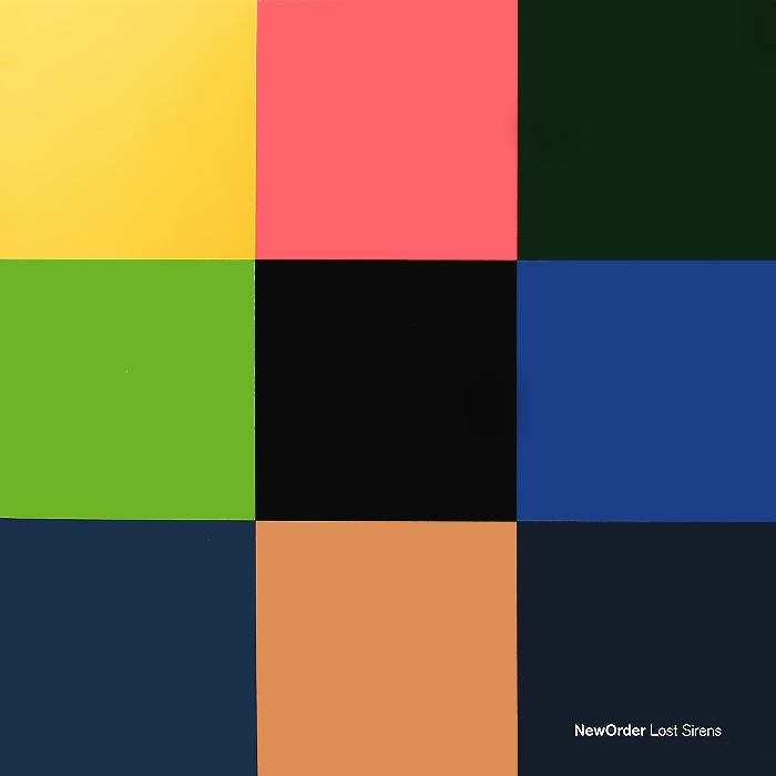 New Order. Lost Sirens (LP + CD)