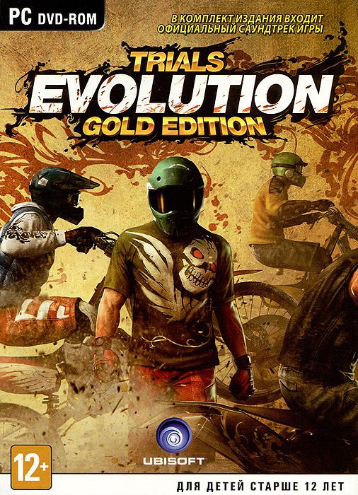 Trials Evolution: Gold Edition (DVD-BOX)