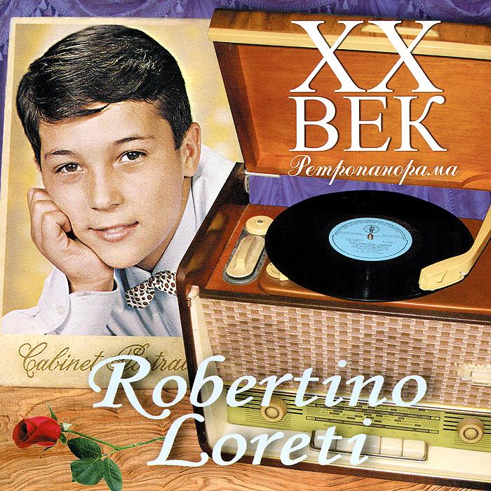 Robertino Loreti. Ретропанорама