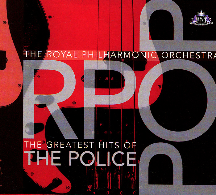 The Royal Philharmonic Orchestra Royal Philharmonic Orchestra. The Greatest Hits Of Police black girl original sound track recording