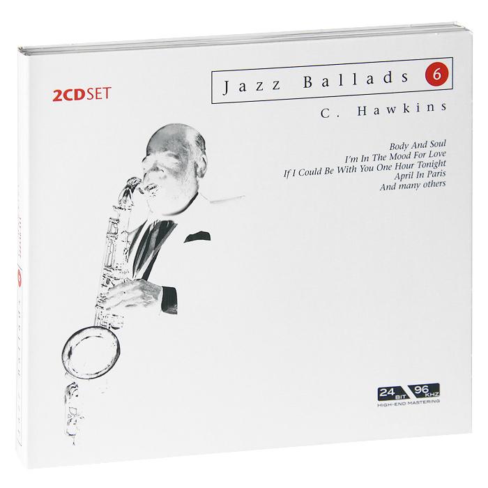 Коулмен Хокинс Jazz Ballads. Coleman Hawkins (2 CD) jazz ballads tenor giants 2 cd