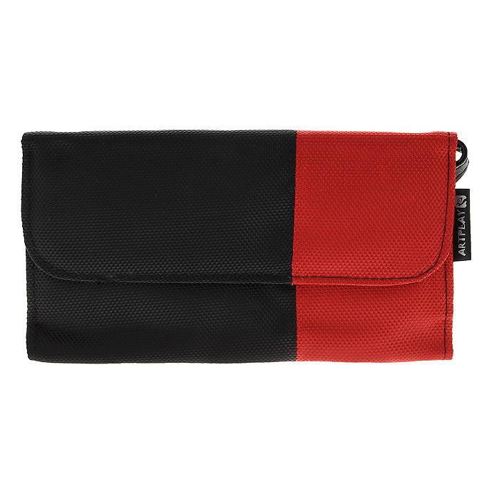 Сумка Artplays Сlatch Bag для PS Vita (цвет: красно-черный)P-PR-0057Стильная оригинальная сумка Artplays Сlatch Bag надежно защитит вашу приставку от повреждений, а дополнительные отсеки позволят разместить в них аксессуары и карты памяти с играми.