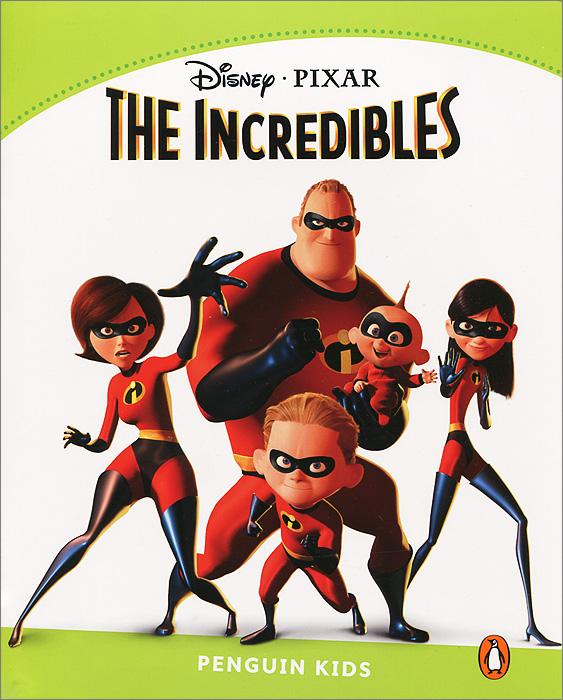 Купить The Incredibles: Level 4,