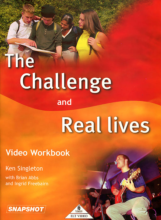 The Challenge and Real Lives: Video Workbook network elementary a video based course dvd