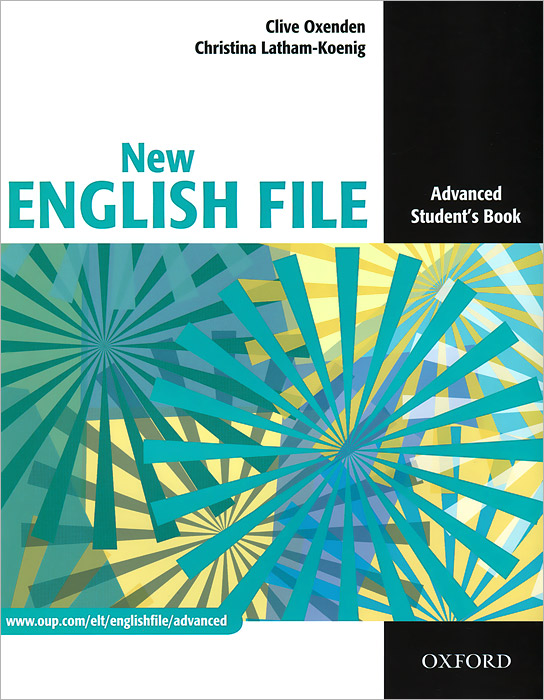 New English File: Advanced Student's Book