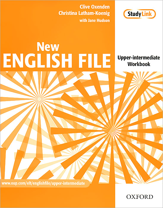 New English File: Upper-Intermediate: Workbook with Key Booklet (+ CD-ROM) tims n face2face first edition upper intermediate workbook with key