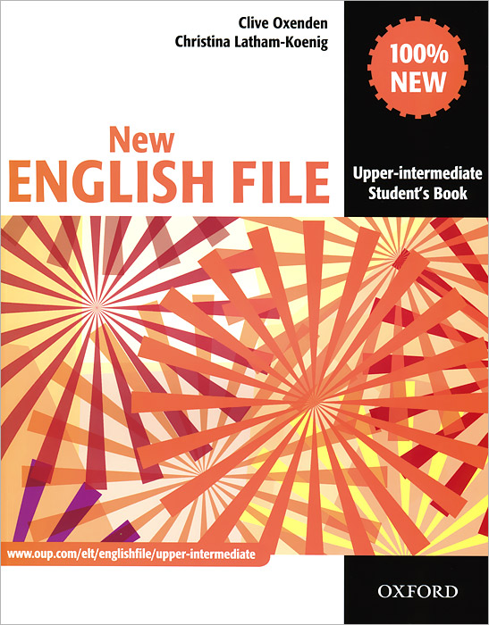 New English File: Upper-intermediate: Student's Book new total english upper intermediate teacher's book cd rom