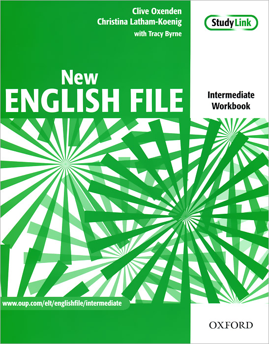 New English File: Intermediate Workbook with Key and MultiROM (+ CD-ROM) cunningham s new cutting edge intermediate students book cd rom with video mini dictionary