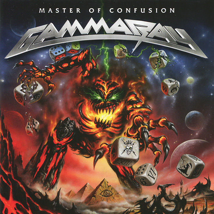 Gamma Ray. Master Of Confusion