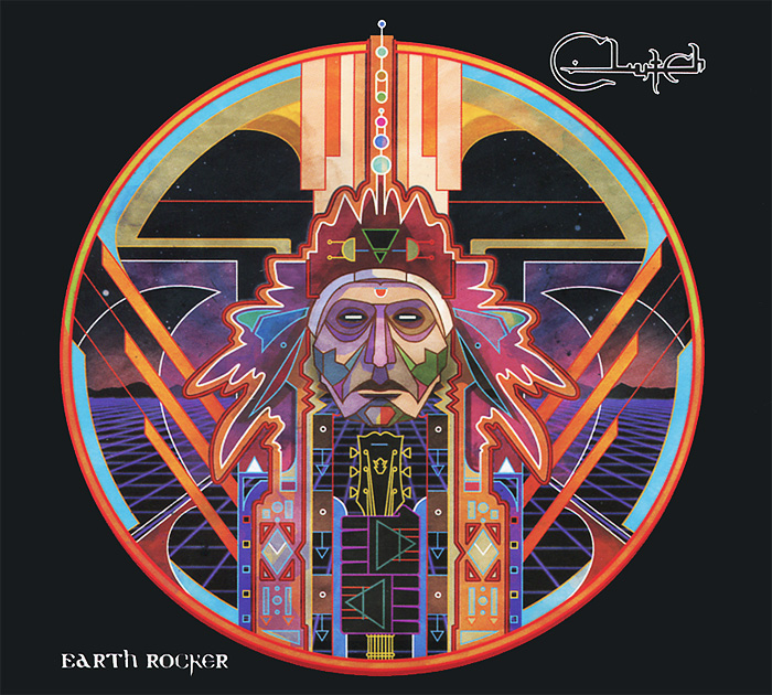 Clutch Clutch. Earth Rocker