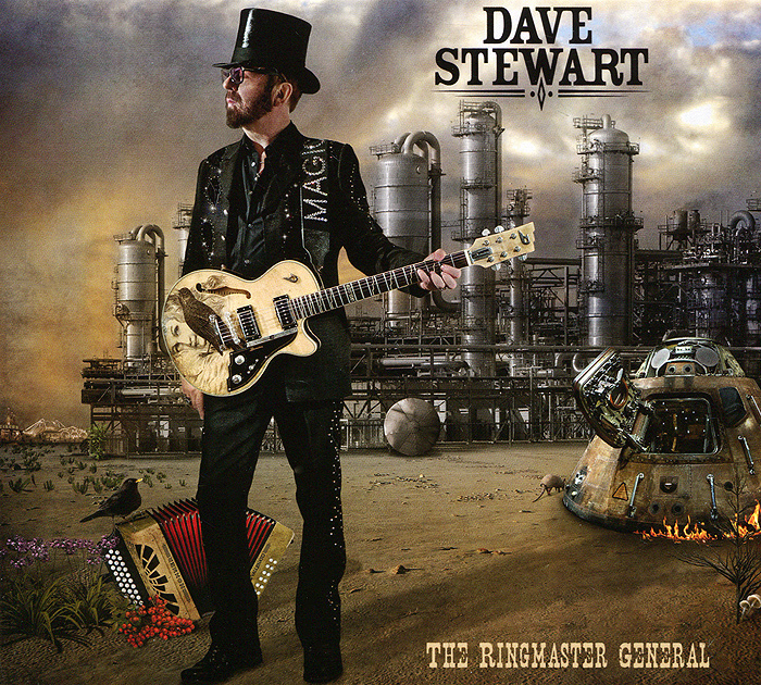 Zakazat.ru: Dave Stewart. The Ringmaster General