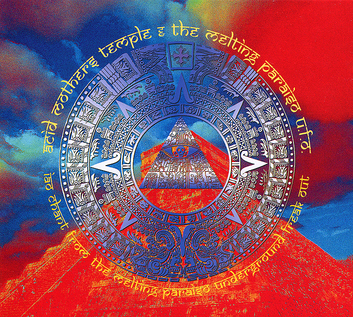 Acid Mothers Temple,The Melting Paraiso U.F.O. Acid Mothers Temple & The Melting Paraiso U.F.O. IAO Chant From The Melting Paraiso Underground Freak Out quiet riot quiet riot metal health