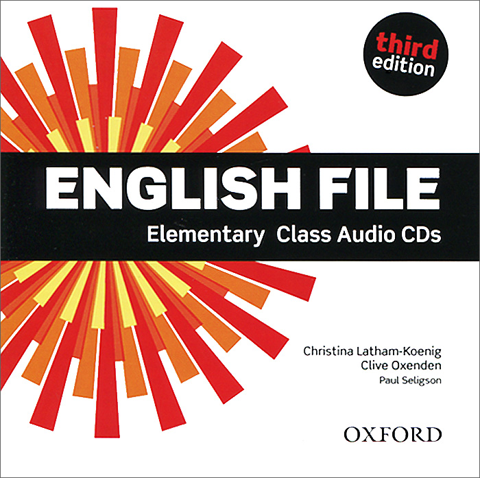 English File: Elementary: Class Audio CDs (аудиокурс на 4 CD) language leader elementary class cd аудиокурс на 2 cd