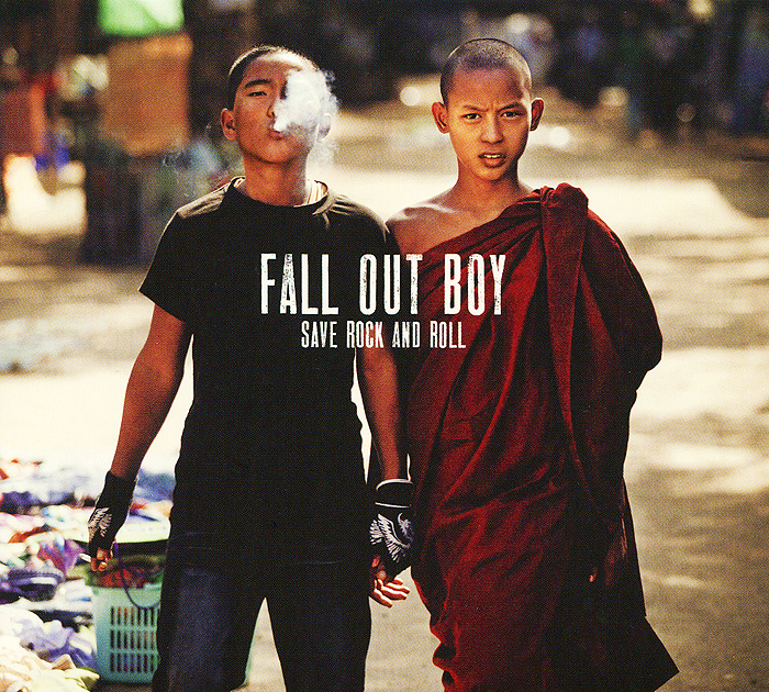 Zakazat.ru Fall Out Boy. Save Rock And Roll