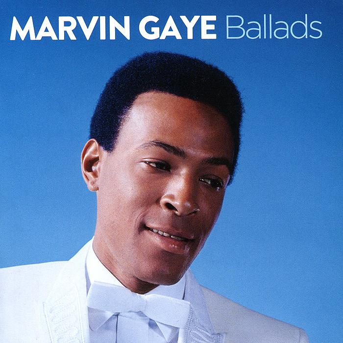 Марвин Гэй Marvin Gaye. Ballads marvin gaye here my dear