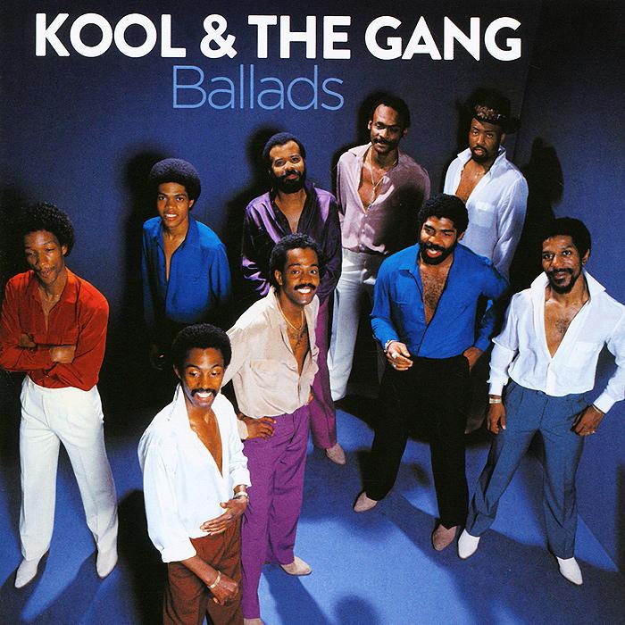 Kool & The Gang Kool & The Gang. Ballads jam jam the gift