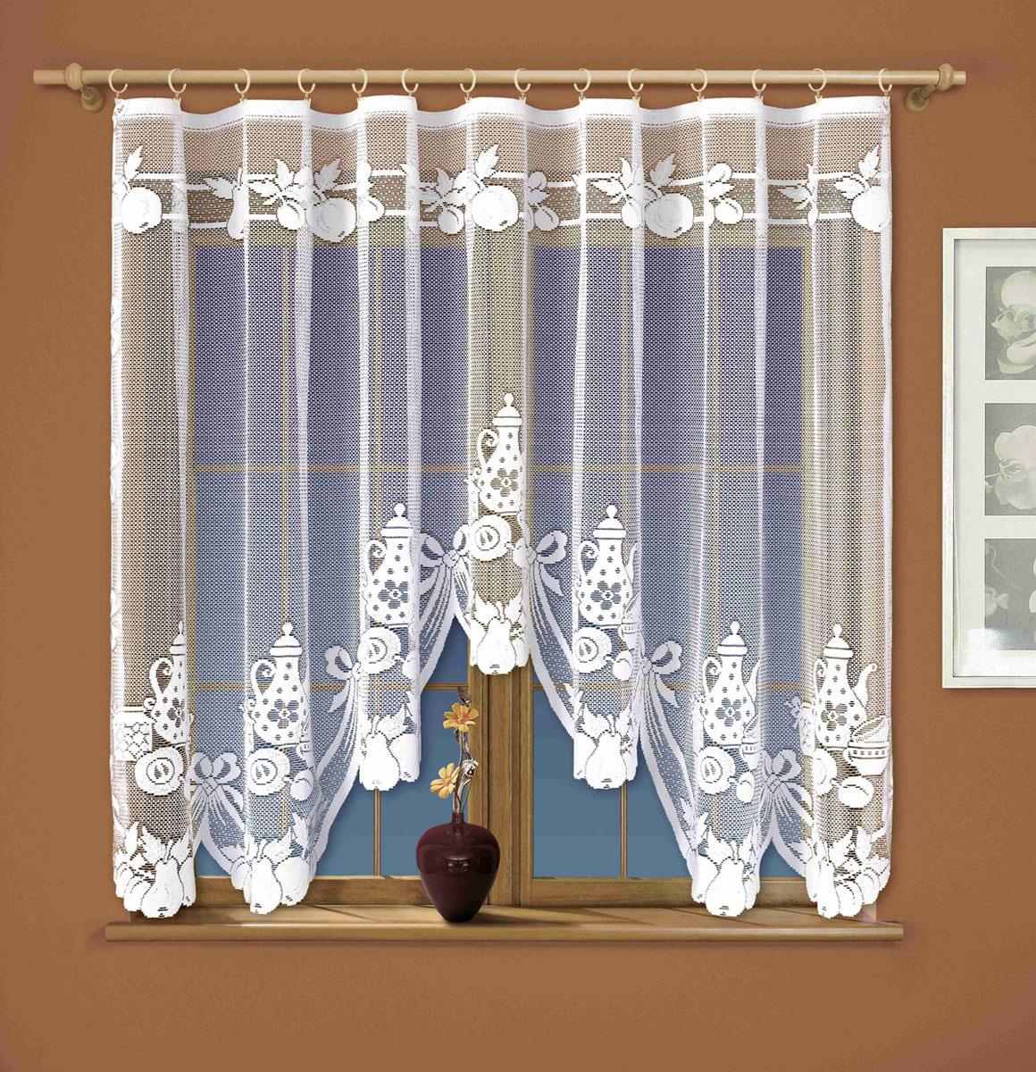 Гардина Imbryki, цвет: белый, высота 150 см712045Воздушная гардина Imbryki, изготовленная из полиэстера белого цвета, станет великолепным украшением любого окна. Тонкое плетение, оригинальный принт привлекут к себе внимание и органично впишется в интерьер комнаты. Верхняя часть гардины не оснащена крепления. Характеристики:Материал: 100% полиэстер. Цвет: белый. Размер упаковки:25 см х 5см х 36 см. Артикул: 712045.В комплект входит:Гардина - 1 шт. Размер (ШхВ): 300 см х 150 см. Фирма Wisan на польском рынке существует уже более пятидесяти лет и является одной из лучших польских фабрик по производству штор и тканей. Ассортимент фирмы представлен готовыми комплектами штор для гостиной, детской, кухни, а также текстилем для кухни (скатерти, салфетки, дорожки, кухонные занавески). Модельный ряд отличает оригинальный дизайн, высокое качество. Ассортимент продукции постоянно пополняется.