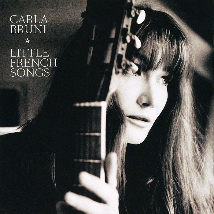 Carla Bruni. Little French Songs