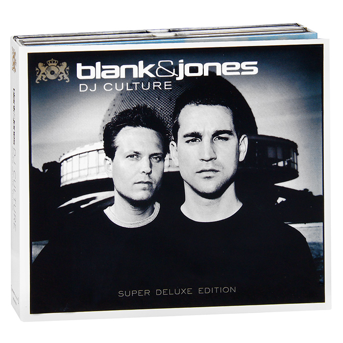 Zakazat.ru Blank & Jones. Dj Culture (3 CD)