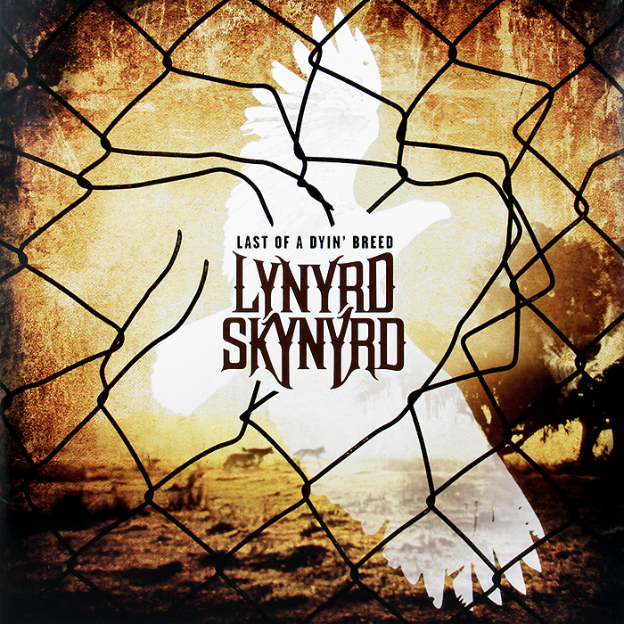 Lynyrd Skynyrd Lynyrd Skynyrd. Last Of A Dyin' Breed (LP) last of the breed