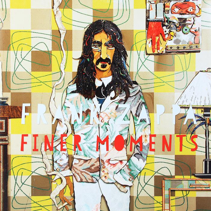 Фрэнк Заппа Frank Zappa. Finer Moments (2 LP) kollektion 04 b lp