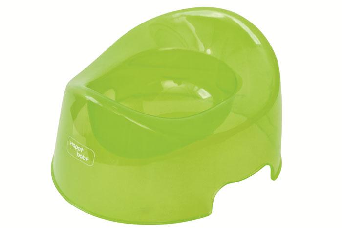 Горшок детский  Happy Baby , цвет: салатовый -  Горшки и адаптеры для унитаза