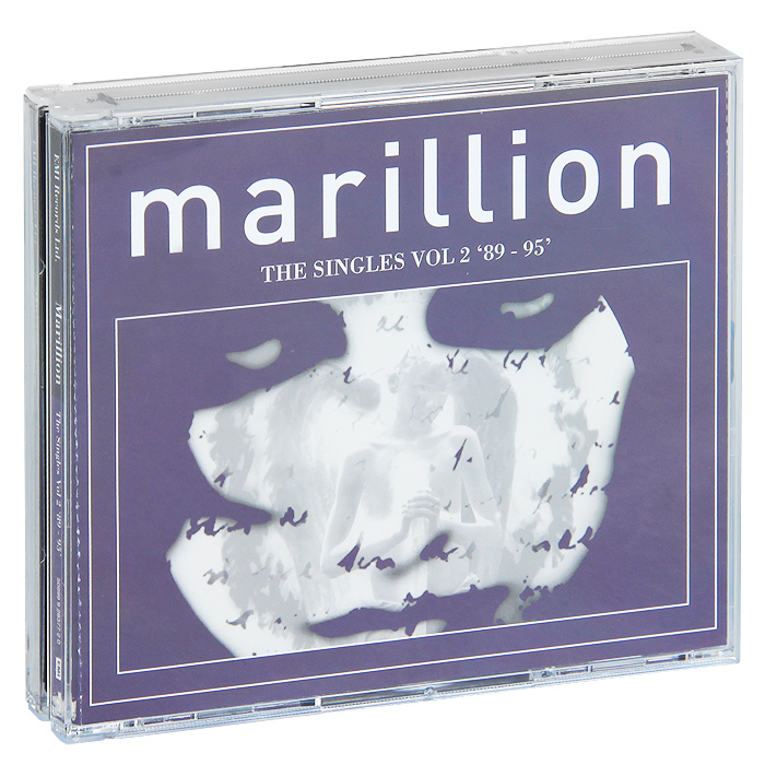 Marillion Marillion. The Singles 89 - 95 (4 CD) marillion marillion marillion com deluxe edition
