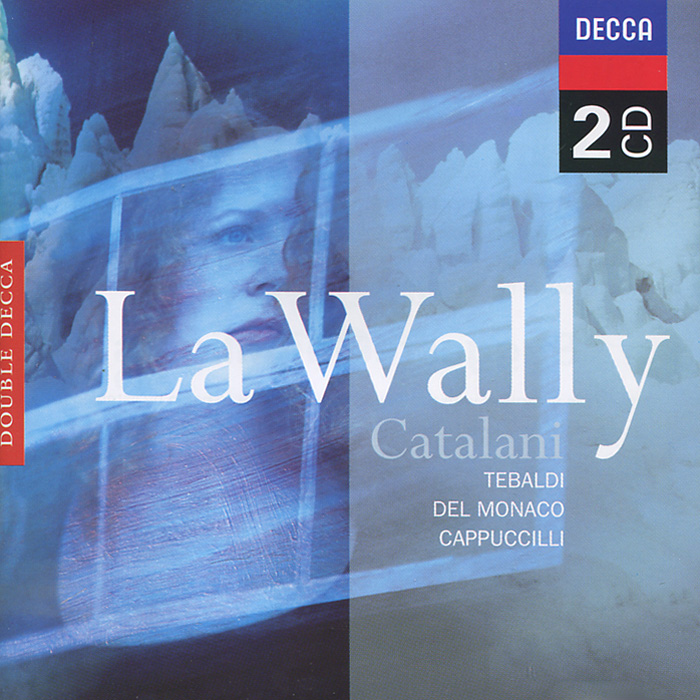 Catalani. La Wally (2 CD)