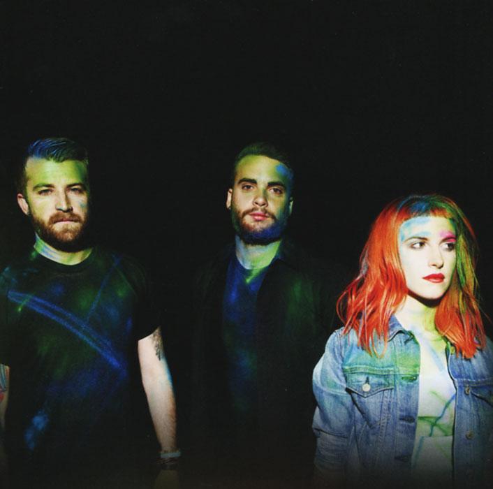 Paramore Paramore. Paramore