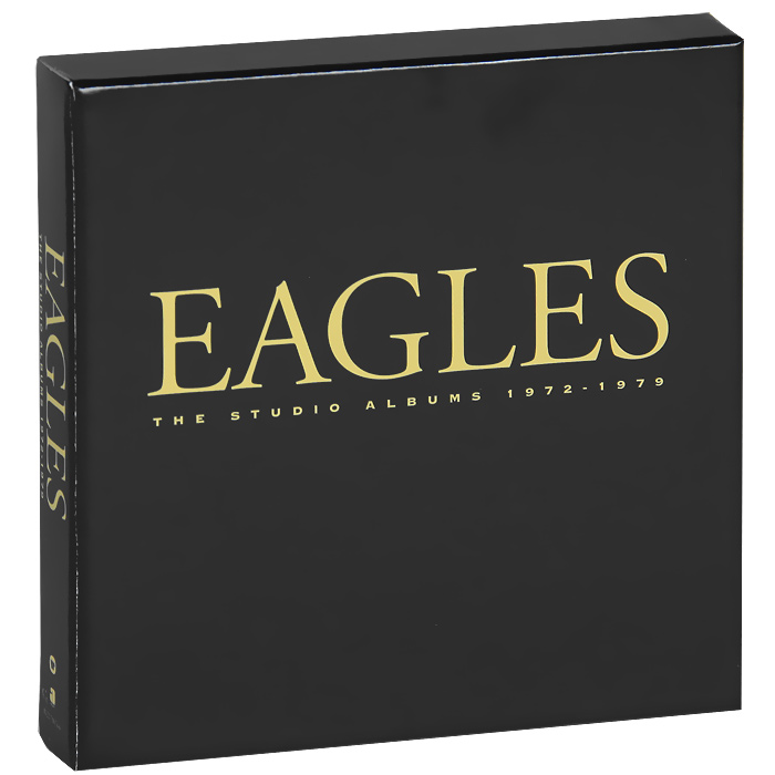 The Eagles Eagles. The Studio Albums 1972-1979. Limited Edition Boxset (6 CD) roxy music roxy music the studio albums limited edition 8 lp