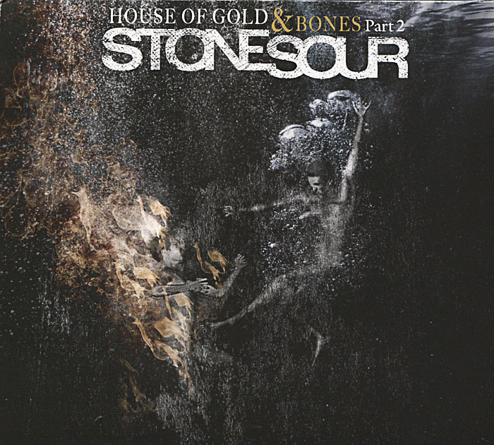 Stone Sour Stone Sour. House Of Gold & Bones. Part 2 class the stone house